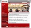 webová prezentace AppecAstro